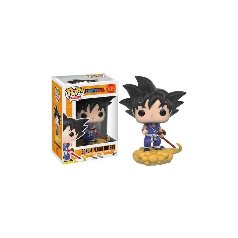 Figura Pop Dragon Ball Goku and Nimbus