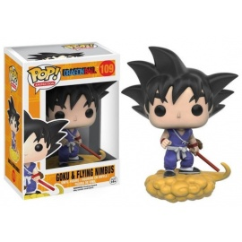 Figura Pop Dragon Ball Goku and Nimbus