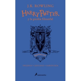 Harry Potter y la Piedra Filosofal - Ravenclaw