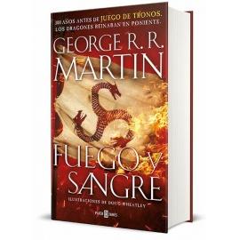Libro Fuego y sangre (canción de hielo y fuego)