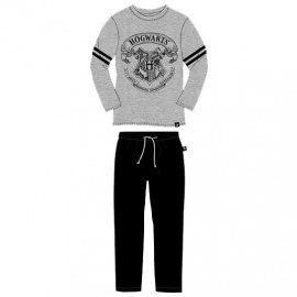 Pijama Unisex Harry Potter Hogwarts
