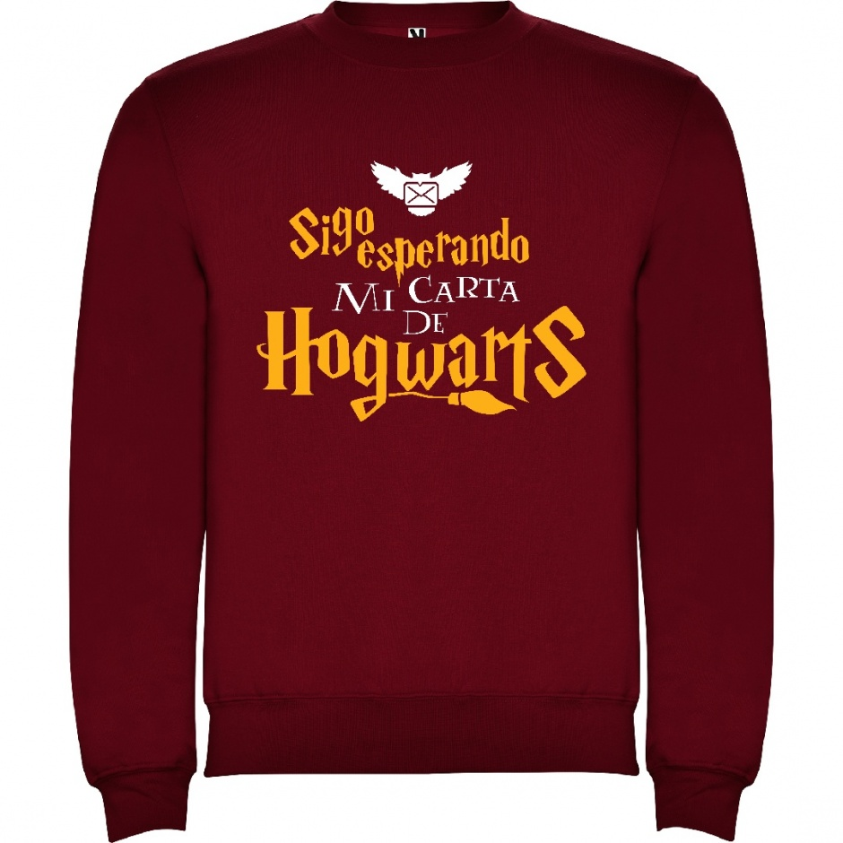 "Sudadera Unisex Harry Potter ""Carta"""