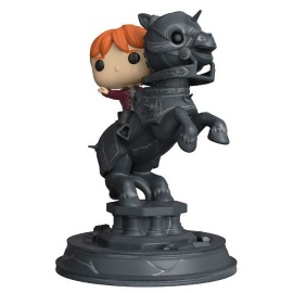 Figura Pop! Harry Potter Ron Ajedrez - Movie Moments