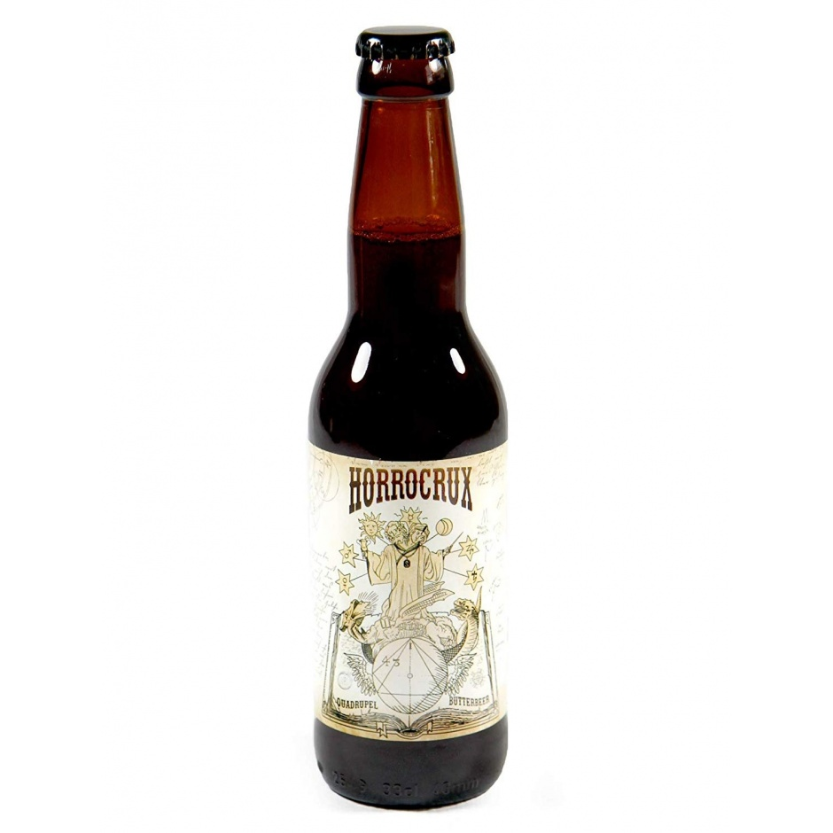 Cerveza de Mantequilla con Alcohol Horrocrux Harry Potter