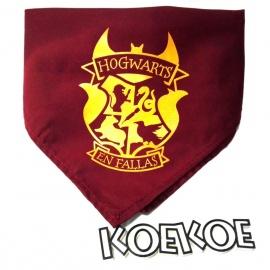 Pañuelo Falla Hogwarts