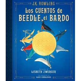 Los cuentos de Beedle el Bardo Ilustrado - Hary Potter