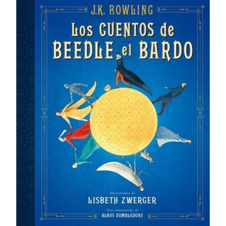Los cuentos de Beedle el Bardo Ilustrado