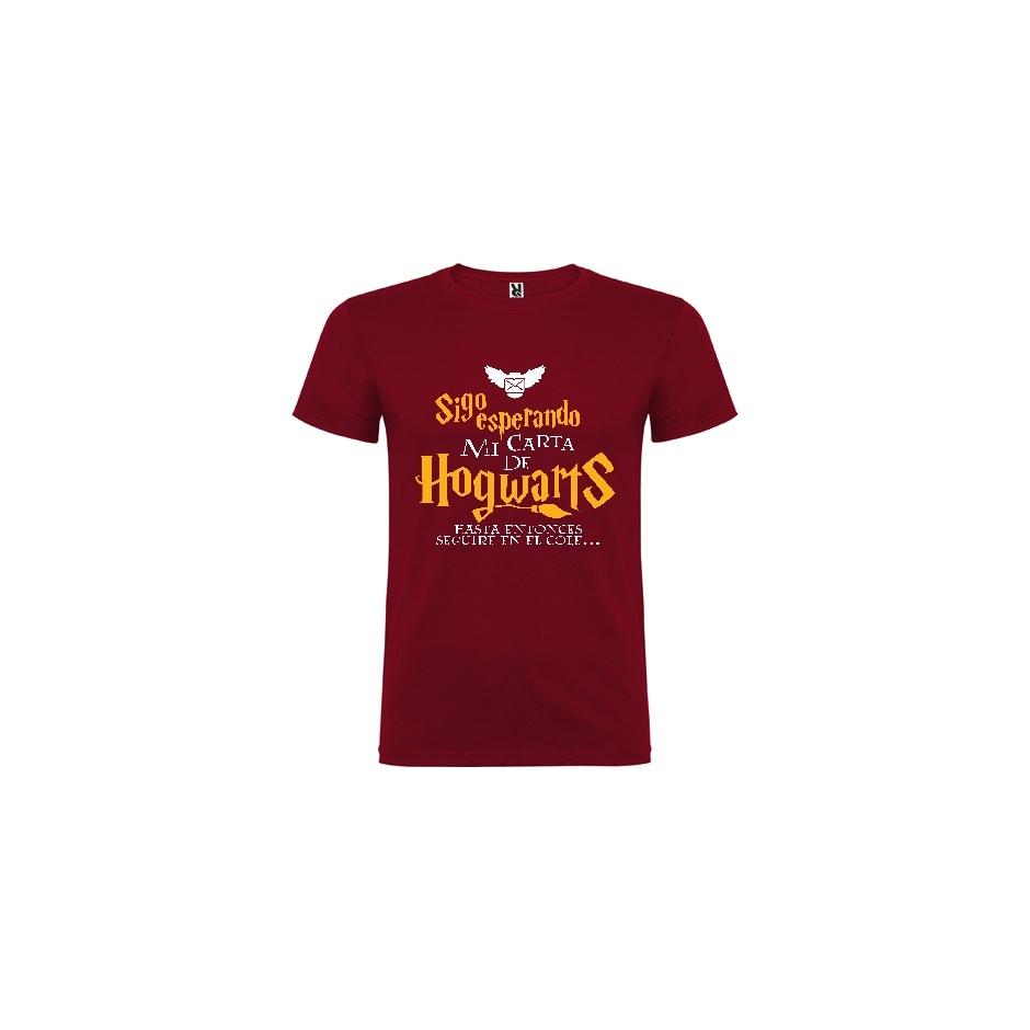 "Camiseta manga corta Harry Potter ""Carta"""
