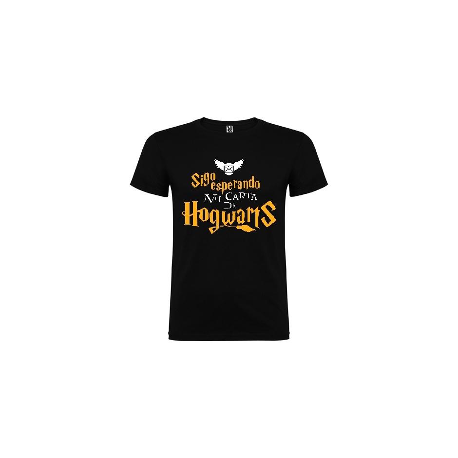 "Camiseta unisex manga corta Harry Potter ""Carta"""