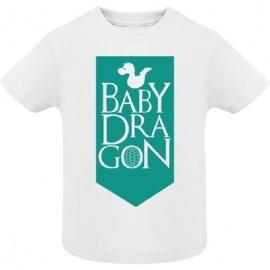 "Camiseta ""Baby Dragon"" Juego de tronos"