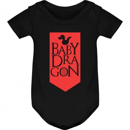 "Body ""Baby Dragon"" Juego de tronos"