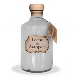 Crema leche de Amapola Juego de tronos