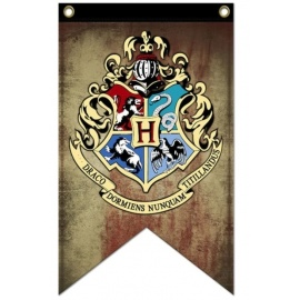 Bandera Harry Potter Hogwarts