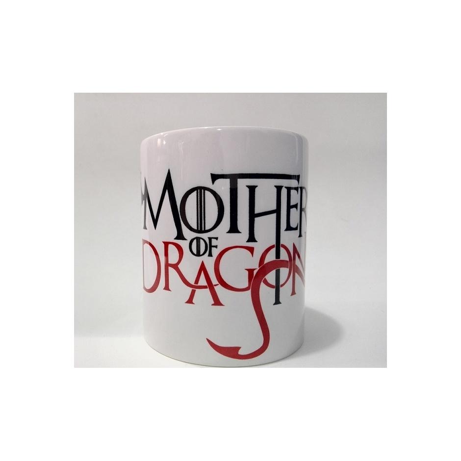 """Taza """"Mother of Dragons"""" Juego de Tronos"""