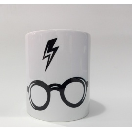 "Taza Harry Potter ""Gafas"""