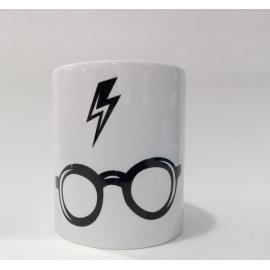 """Taza Harry Potter """"Gafas"""""""