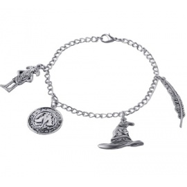 Pulsera Charms Harry Potter