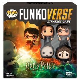 Pop FunkoVerse Harry Potter Juego de mesa Español