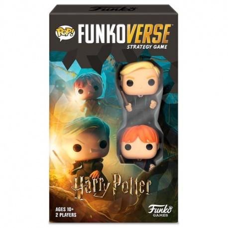 Pop FunkoVerse Harry Potter Juego de mesa 2 jugadores