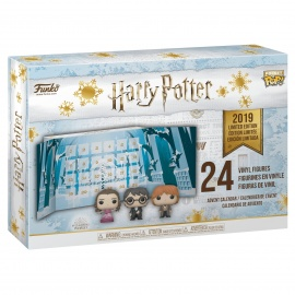 Calendario de Adviento Harry Potter Funko Pop!