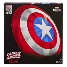 Escudo Captain America Ed. 80 aniversario
