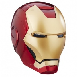 Casco electrónico Marvel Iron Man