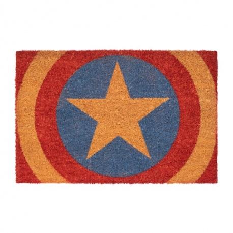 Felpudo Escudo Capitán America
