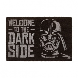 "Felpudo Star Wars ""Welcome to de dark side"""