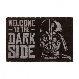 "Felpudo Star Wars ""Welcome to de dark side"""