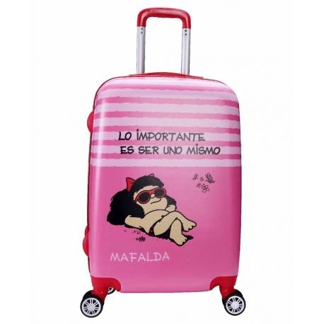 "Maleta Cabina 4R Mafalda ""Kids"""