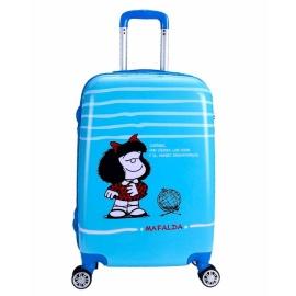 "Maleta Cabina 4R Mafalda ""Sky"""