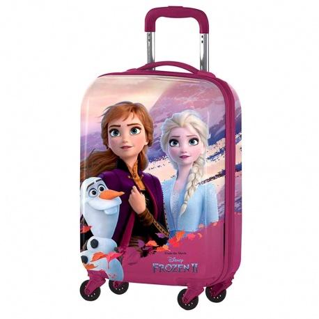 Maleta Trolley Cabina 4R Frozen II