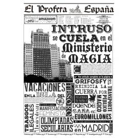 Periódico El Profeta edición España nº 3