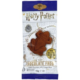 Rana de chocolate Harry Potter