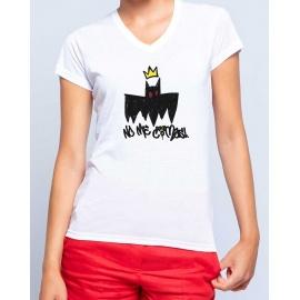 "Camiseta iniciativa YoMeCorono ""No Me Comas"""