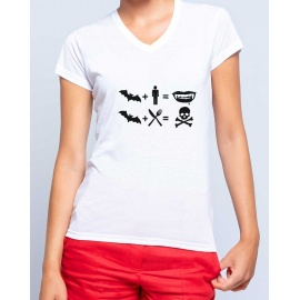 "Camiseta iniciativa YoMeCorono ""Vampiro"""