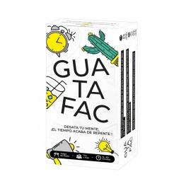 Guatafac. El juego de mesa más cachondo