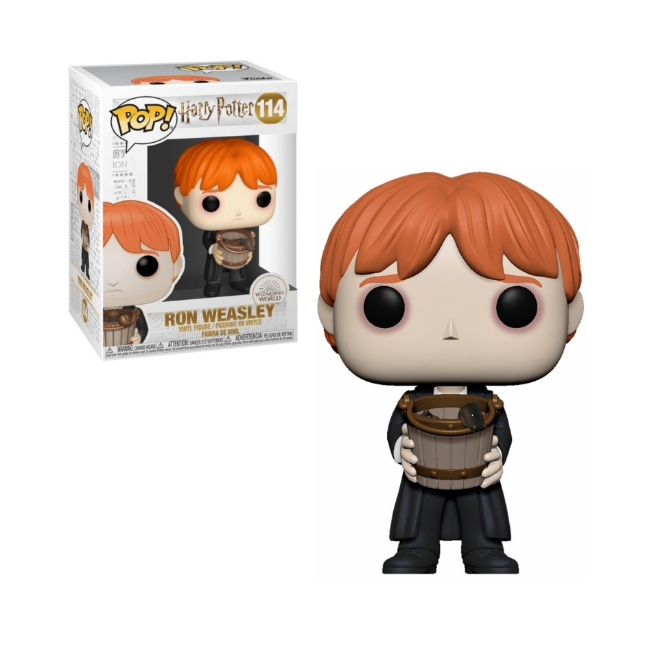 Figura Pop! Ron Puking Slugs Harry Potter