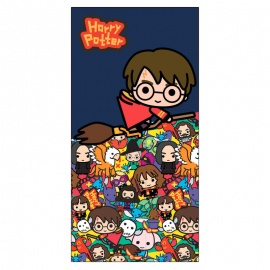 Toalla Chibi - Harry Potter
