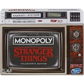 Monopoly Stranger Things Ed. Coleccionista - Español