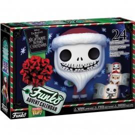 Calendario de Adviento Disney Pesadilla Antes de Navidad Funko Pop