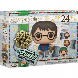 Calendario de Adviento Harry Potter Funko Pop! 2020