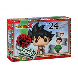 Calendario de Adviento Dragon Ball Z Funko Pop