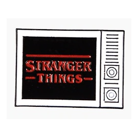 "Pin Stranger Things ""Tele"""