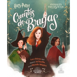 Cuentos de brujas - Harry Potter