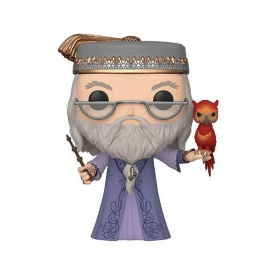 Harry Potter Super Sized POP! Movies Vinyl Figura Dumbledore