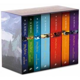 Colección libros Harry Potter - Español