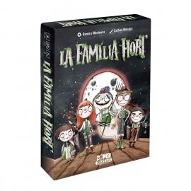 La Familia Hort + carta promocional