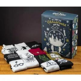 Calendario de Adviento Harry Potter calcetines
