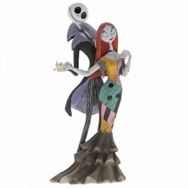 Figura Disney Jack y Sally - Pesadilla antes de navidad